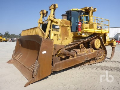 Used equipment sold by Ritchie Bros.