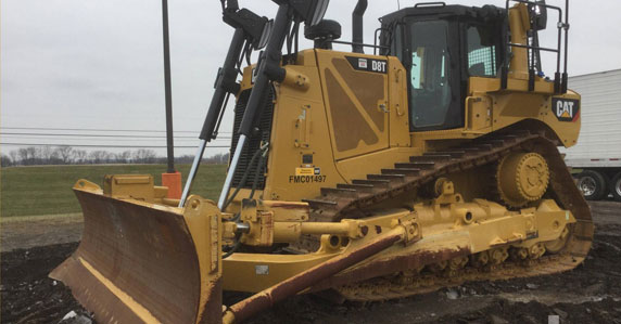 2018 Caterpillar D8T Dozer