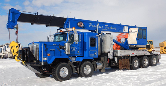 2014 Kenworth C500 boom truck sold at Ritchie Bros. Auction