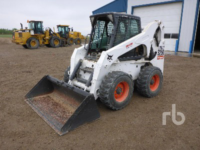 Bobcat Skid Steer Selling Soon Ritchie Bros Auctioneers
